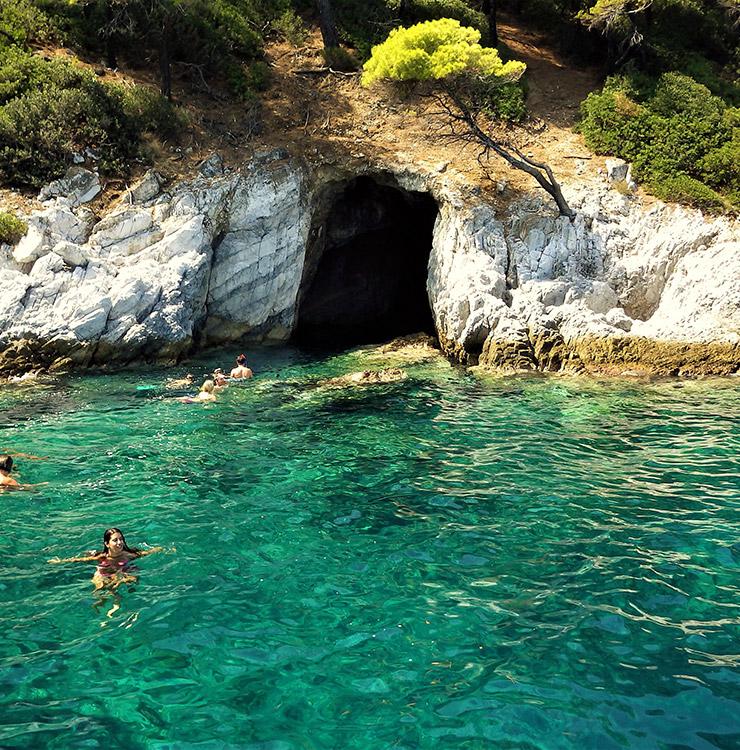Dasia Blue Cave